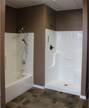 Bathroom Showroom Norfolk Nebraska